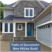 Traits of Successful New House Build