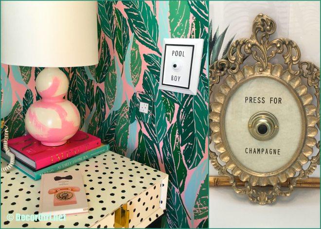 Dressing Room whimsy