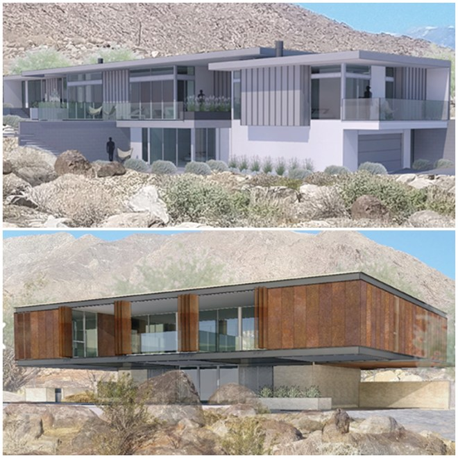 2017 Chino Canyon Project Show Houses