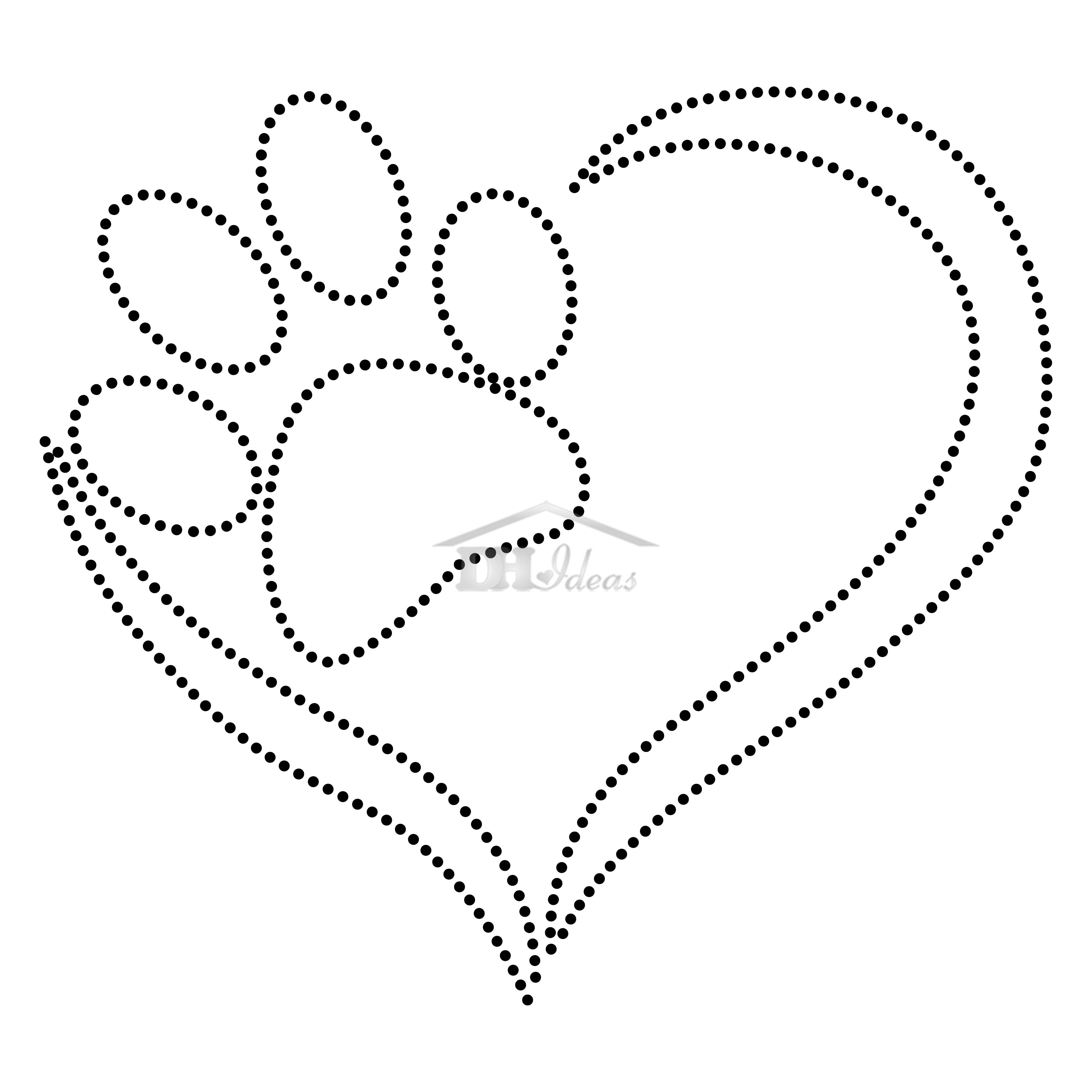 Printable String Art Templates That Are Lively