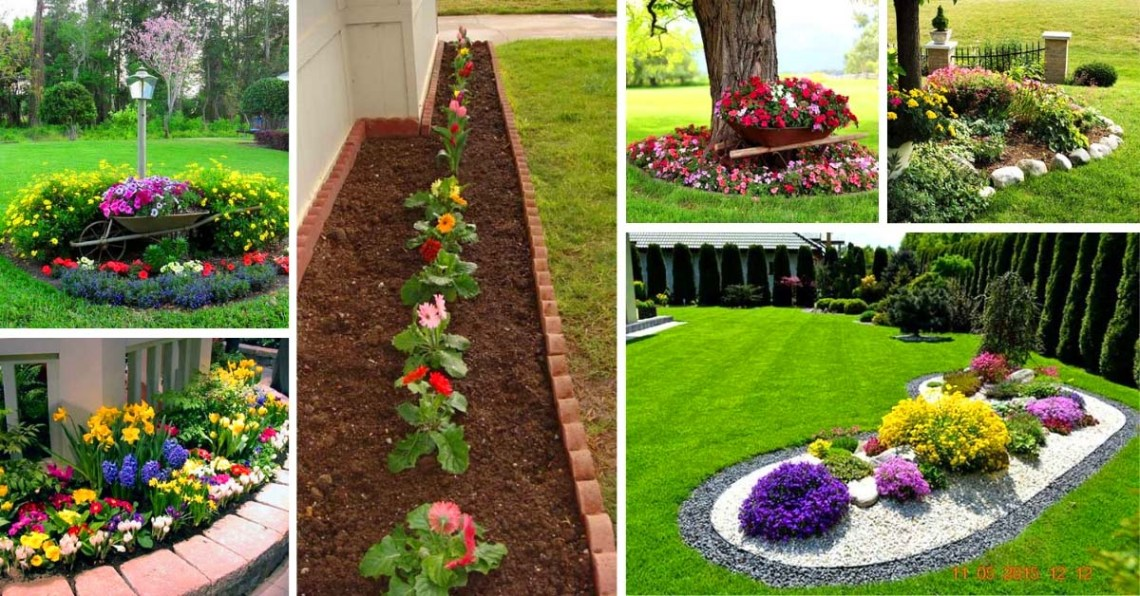 21 Awesome Garden Ideas For Small Flowers Decor Home Ideas