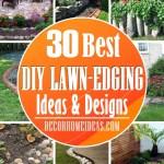 25 Amazing Lawn Edging Ideas For Your Garden Decor Home Ideas