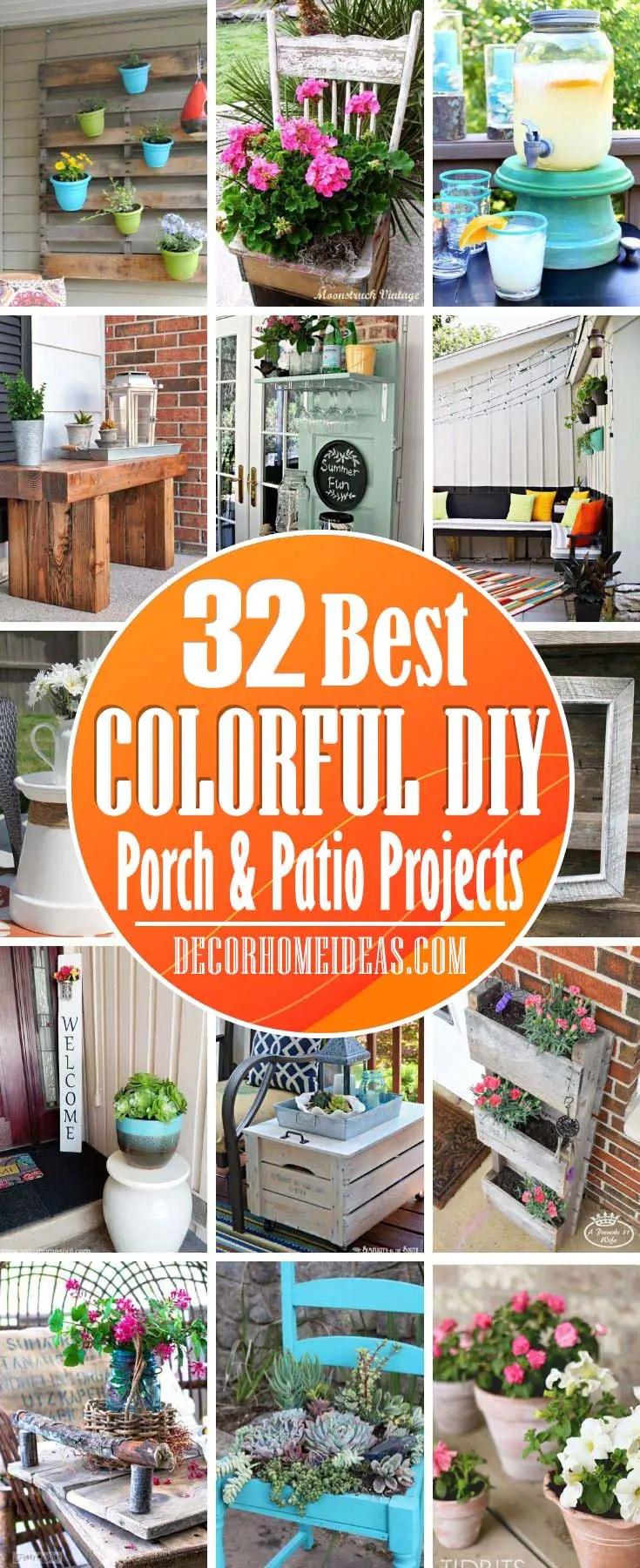 32 best diy porch and patio decor ideas