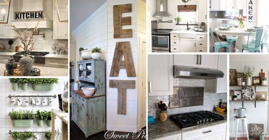 64 Best Kitchen Wall Decor Ideas To Add Personal Touch Decor Home Ideas
