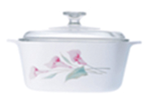CorningWare 3L Covered Casserole Lillyville A-3-LV