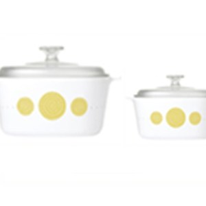 CorningWare 4pc Casserole Spiral Set A-152-SPL