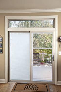 get blinds for sliding doors for