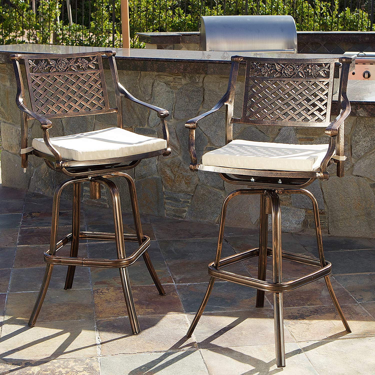 How Outdoor Bar Stools Can Help Get Better Productivity