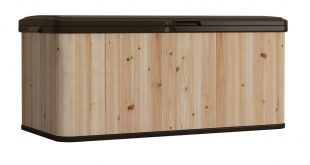 the need for outdoor storage for the