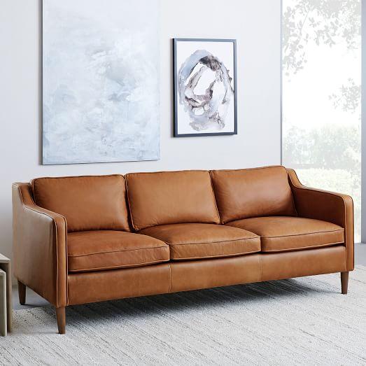 brown leather sofa decorifusta
