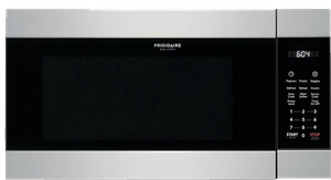 frigidaire 2 2 cu ft stainless steel built in microwave fgmo226nuf