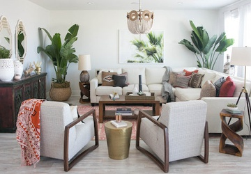 It S The Big Reveal Of My Living Room Dining Makeover Design Plan From