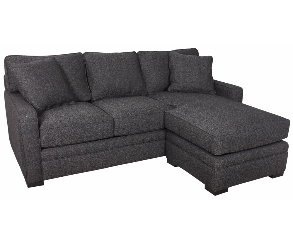 dalia sectional with reversible chaise