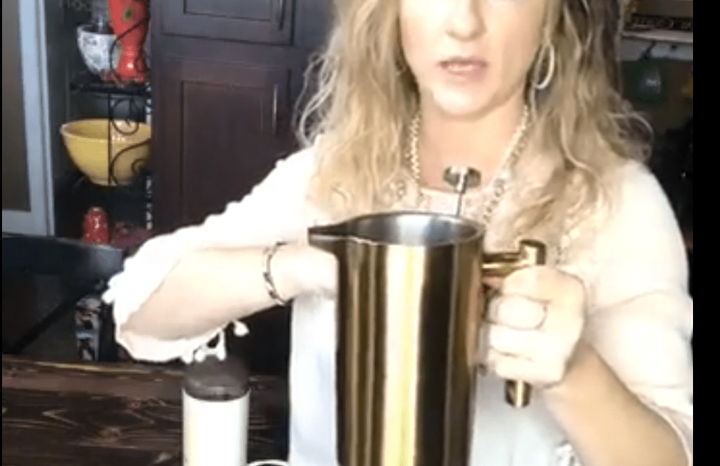 How to Use a Coffee French Press Tutorial