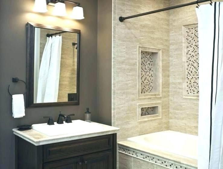 bathroom ideas in beige