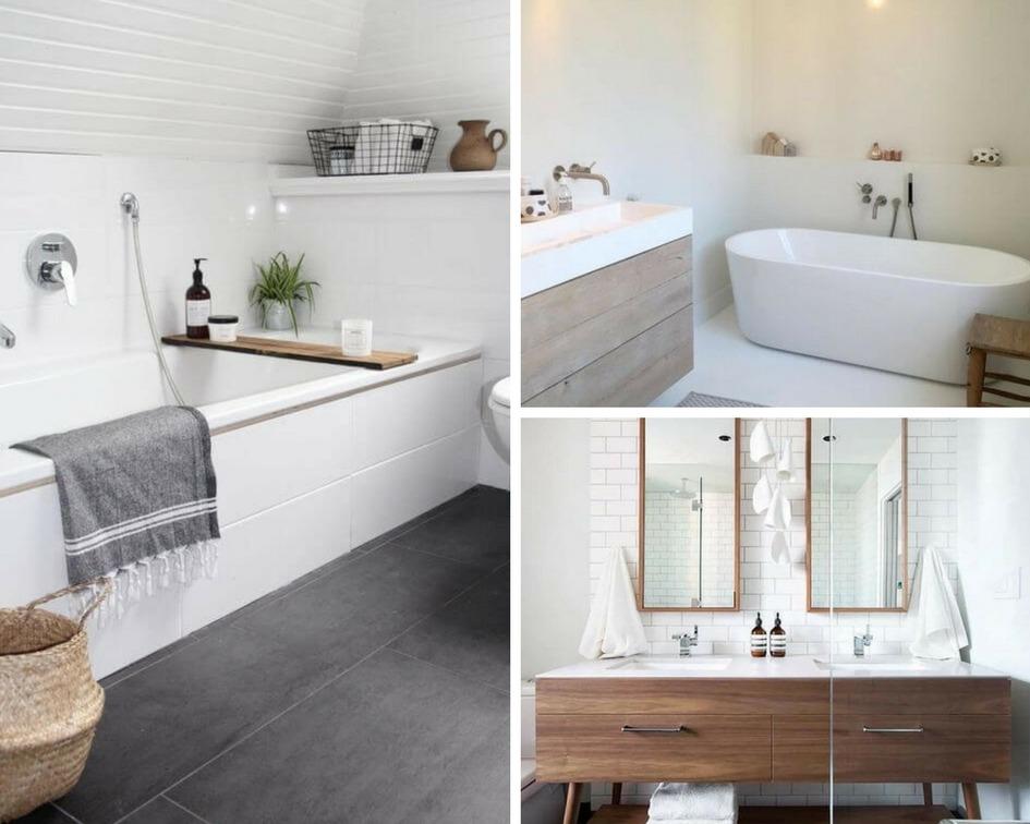 biało-szara-łazienka