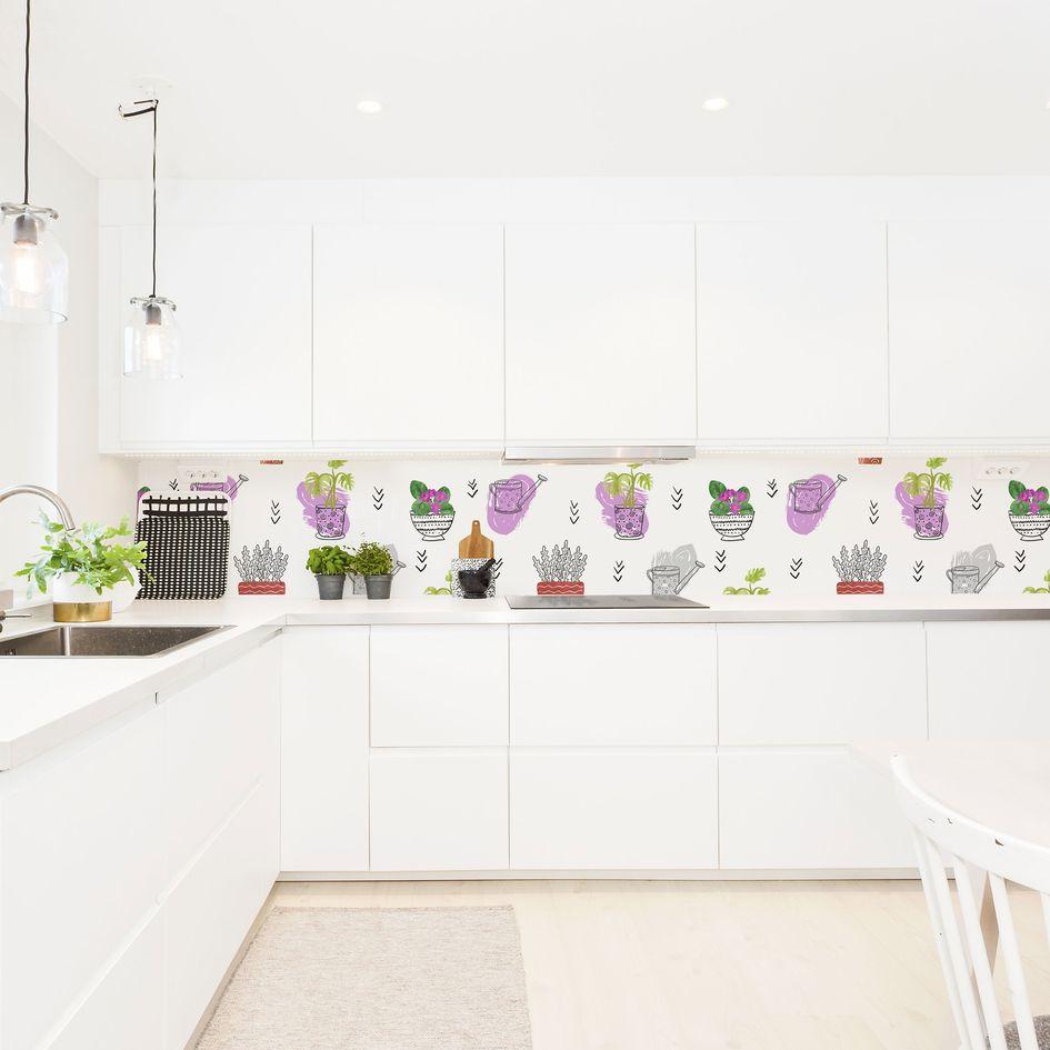 fototapety z roślinami do kuchni