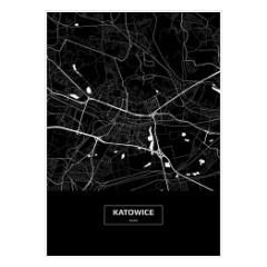 plan-katowic-czarna-mapa-plakat