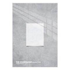 plakaty-filmowe-shawshank-mnimalizm-dekoracja-na-sciane