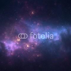 nocne-niebo-wszechświat-gwiazdy-fototapeta