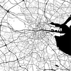 mapa-monochromatyczna-miasta-dublin-irlandia-plakat