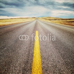Pas ruchu autostrady