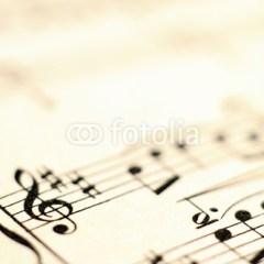 pieciolinia-nuty-muzyka-fototapeta