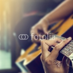 gitarzysta-fototapeta-mlodziezowa