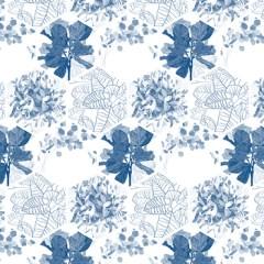 geometryczne-classic-blue