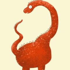 dekoracja-do-pokoju-dzieciecego-z-dinozaurem-przestrzen