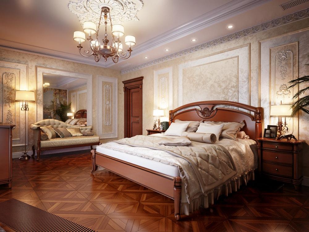 أفكار ديكورات جبس غرف نوم رومانسية مميزة و جميلة بالصور