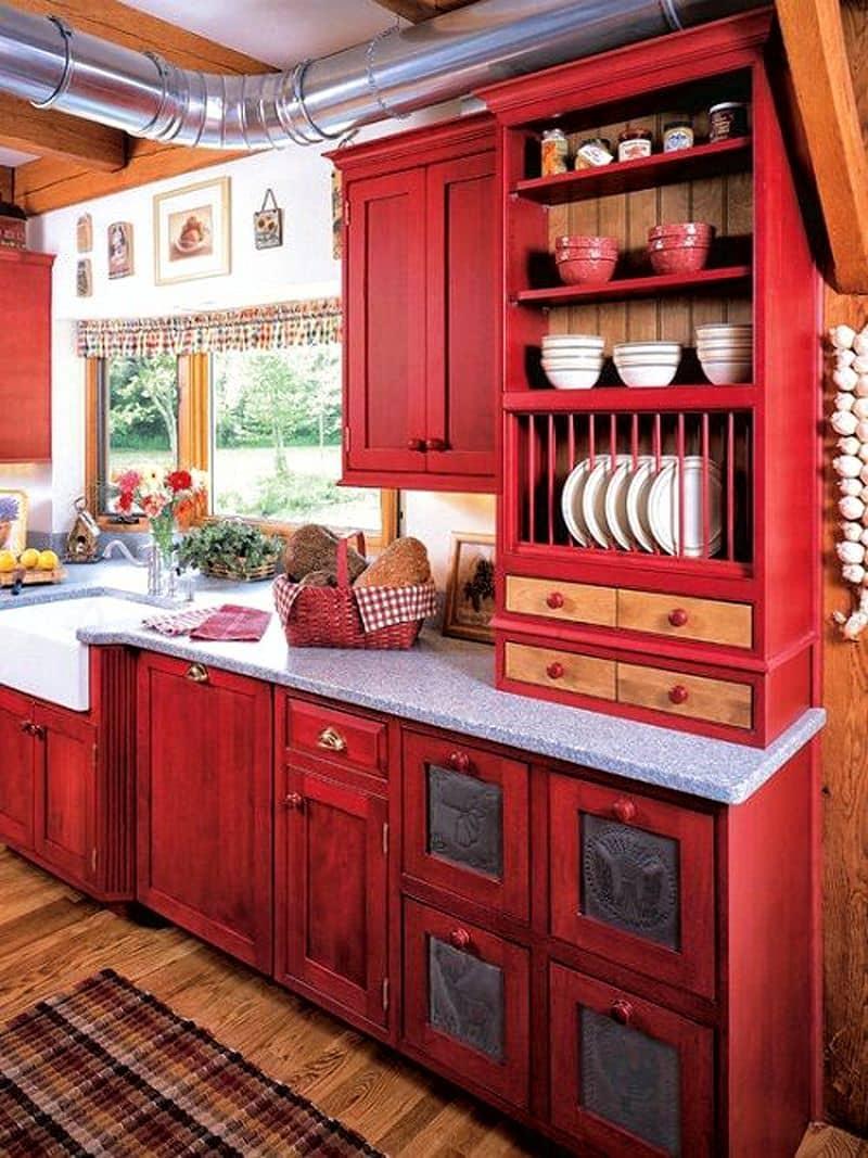 27 Color Ideas For Kitchen Cabinets Decor Outline