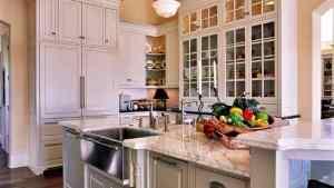 27 Beautiful Kitchen Cabinet Design Ideas [Panel Styles