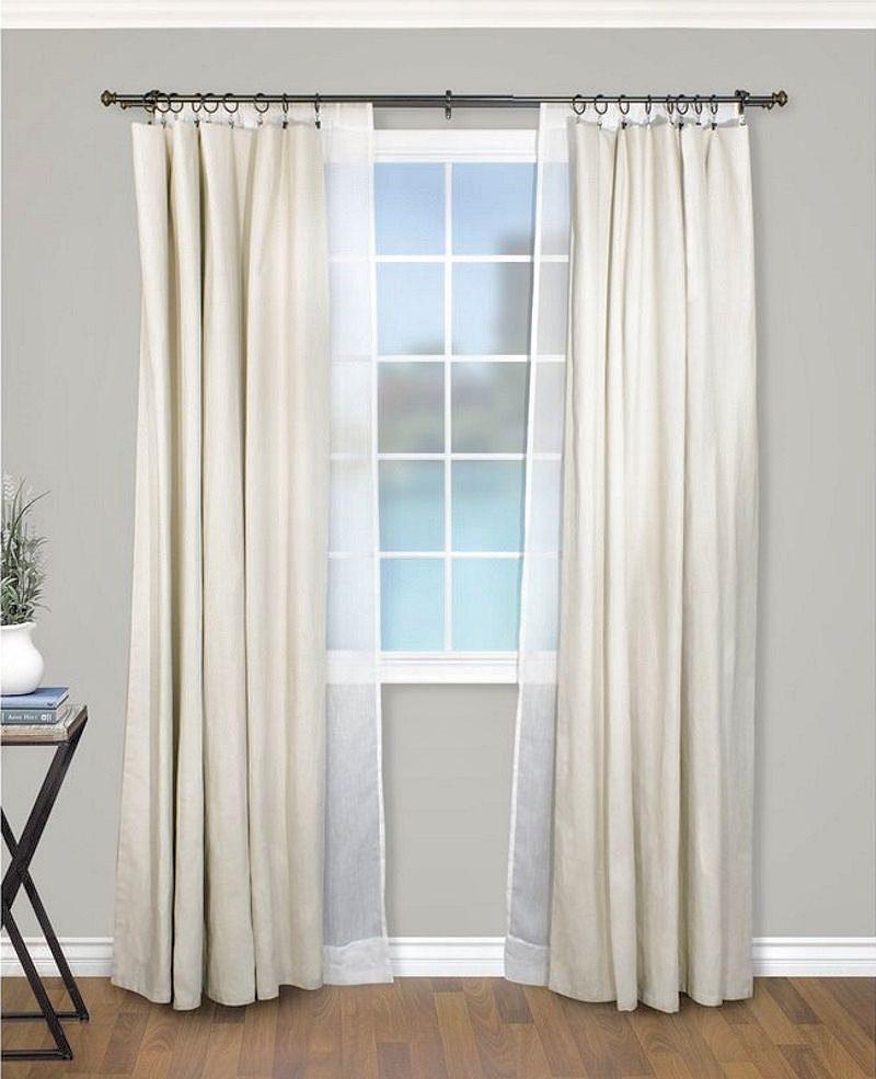 27 best curtain rod ideas decor outline