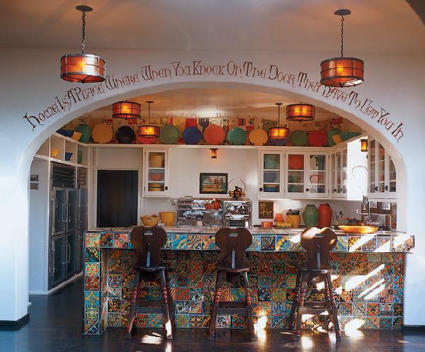 Diane Keaton's Kitchen
