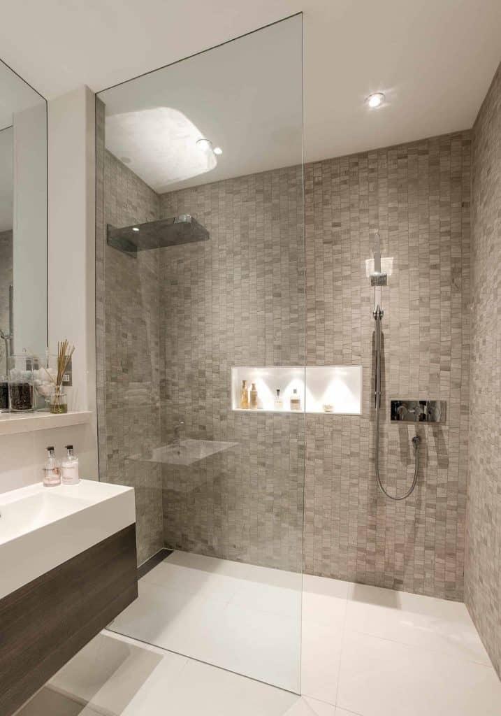 18 modern walk in shower ideas and