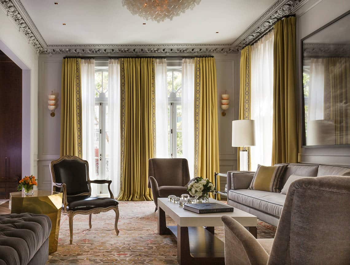 are curtains out of style decor snob