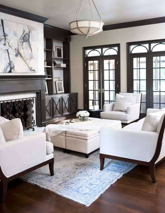 What Color Rug Should I Use For Dark Wood Floors Answered Decor Snob