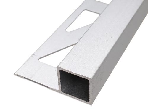 square edge aluminum tile edging trim