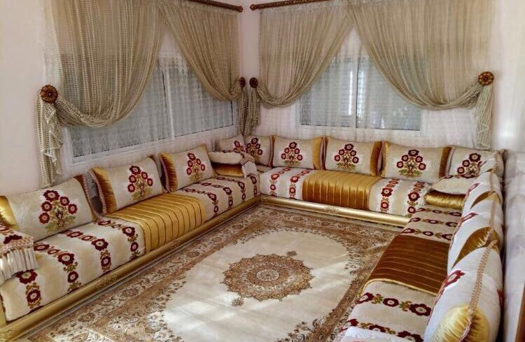 salon marocain bencherif khrib