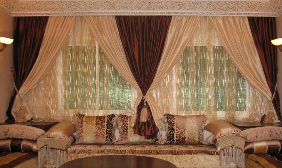 rideaux salon marocain 2020 a vendre