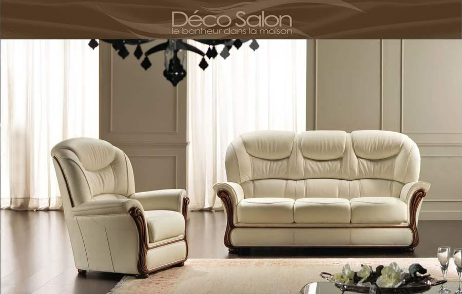Fabricant Salon Cuir Canape Cuir Buffle Italien Maison