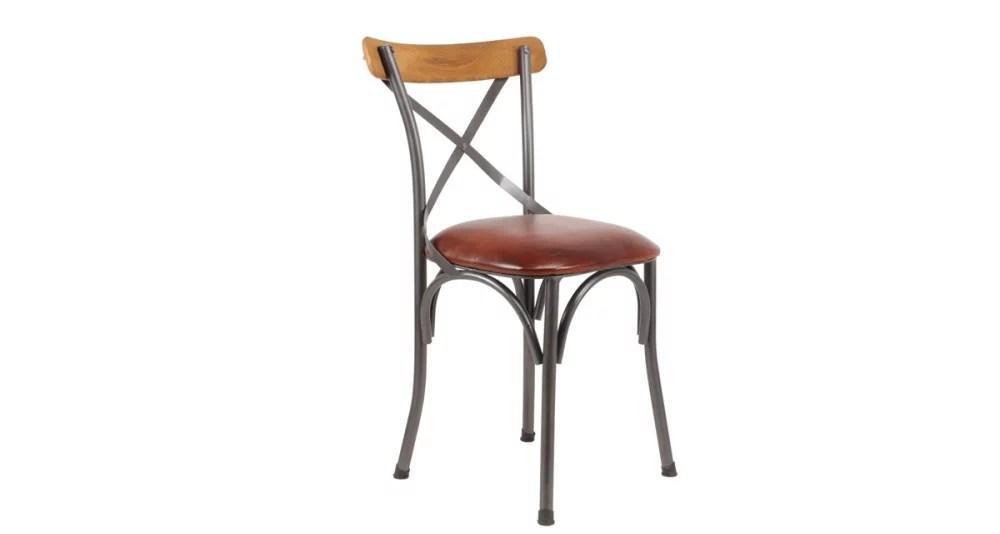 chaise de repas decostock