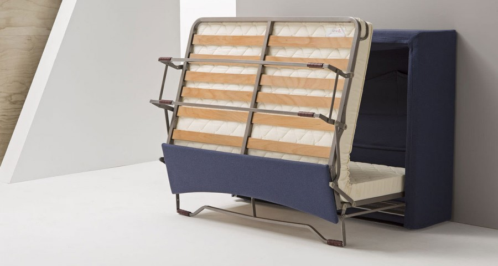 armoire lit escamotable matelas confortable sabadell