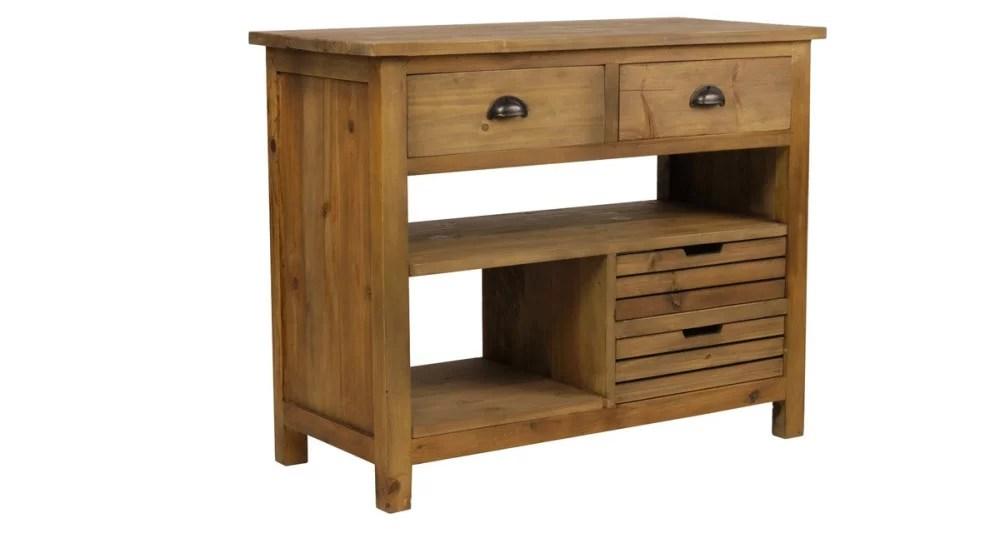 meuble compact en bois honey cook s