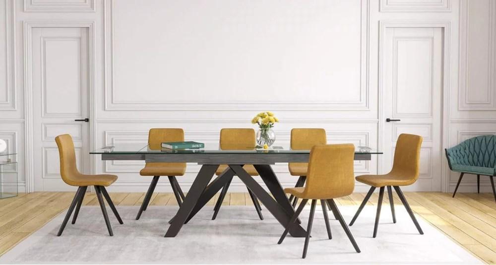 table de repas decostock