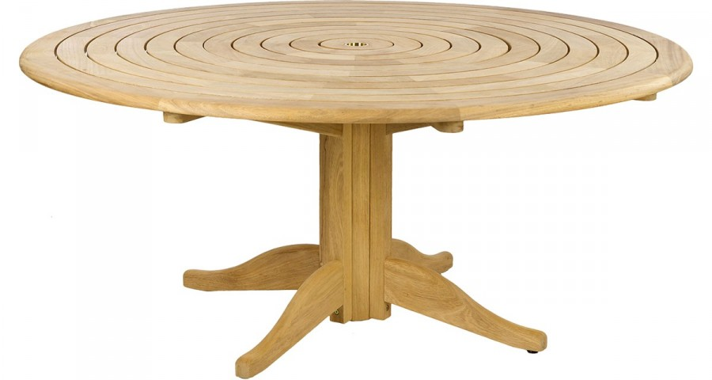 grande table ronde bengal