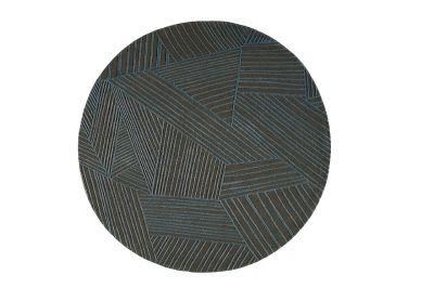 https www decotaime fr tapis intreccio tufte main en laine nuit rond 230 id58444 html