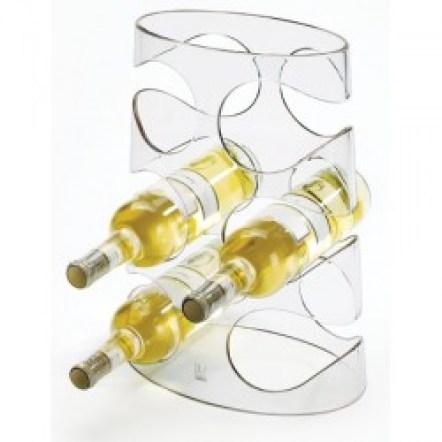 Etagère à vin design Crystall