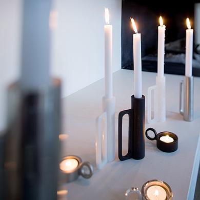 Bougeoir design -Le bougeoir Light by Arik Levy pourENO STUDIO